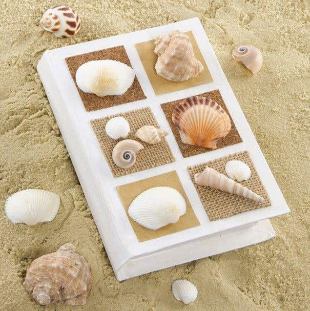 Shell Keepsake Box Free Craft Ideas Baker Ross