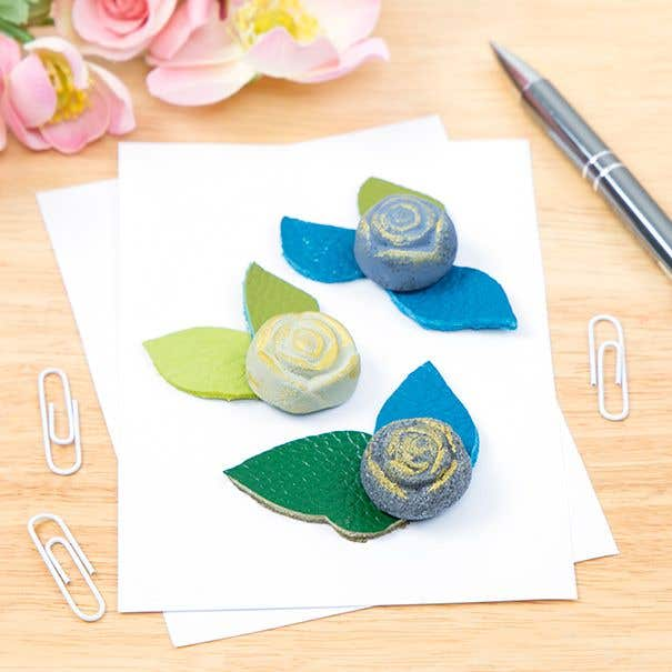 Stone Clay Paper Weights Free Craft Ideas Baker Ross
