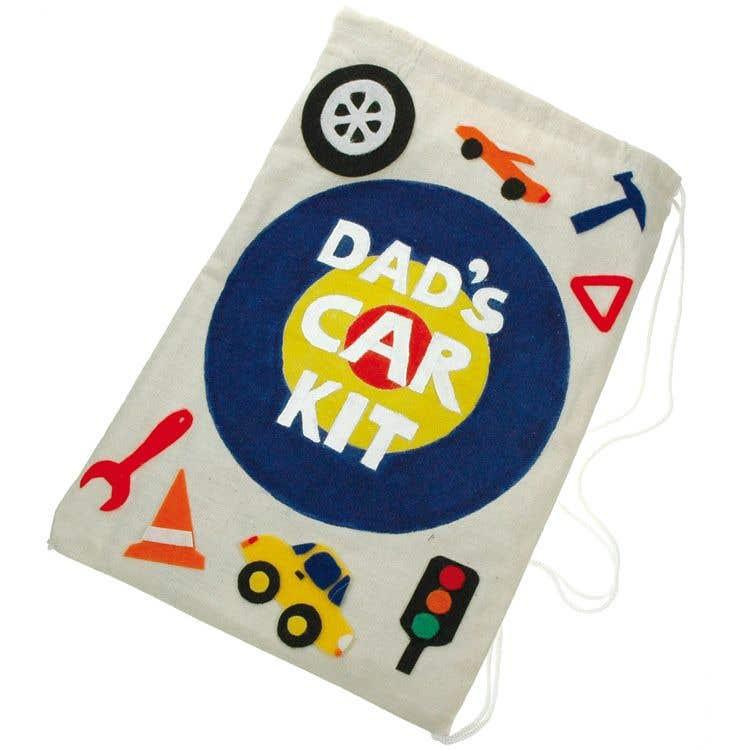 Dad S Car Kit Bag Free Craft Ideas Baker Ross