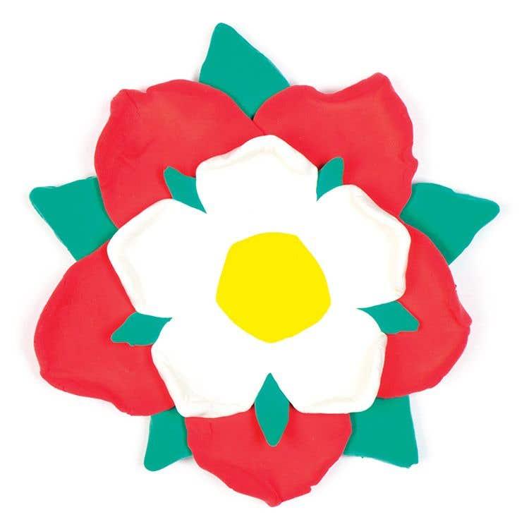 Tudor Rose Free Craft Ideas Baker Ross