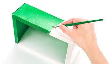 How to make a Jungle Diorama Box   Free Craft Ideas   Baker Ross