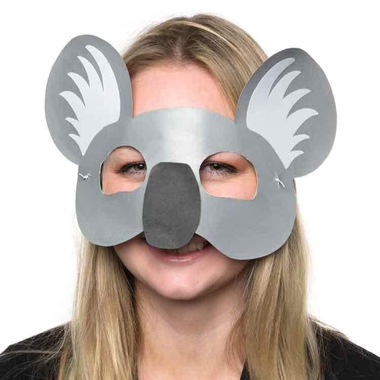 Koala Bear Mask | Free Craft Ideas | Baker Ross