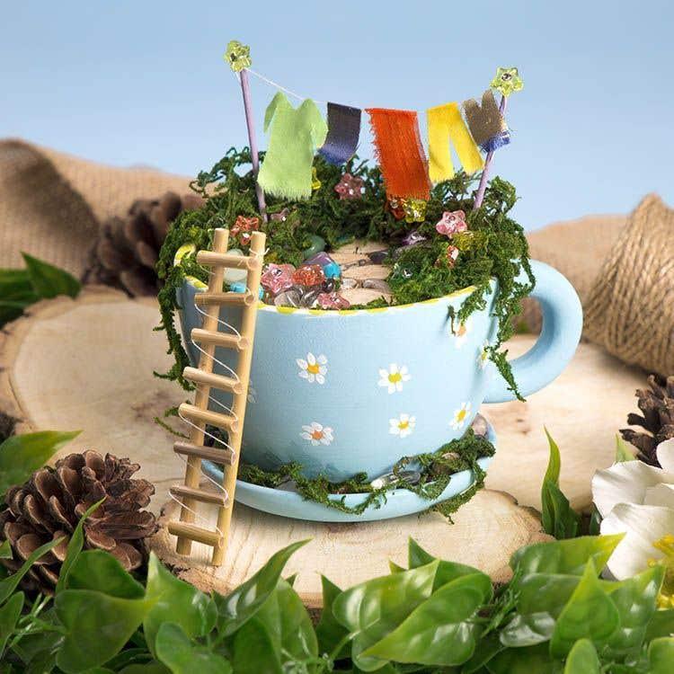 Free Grown-ups Fairies Craft Ideas   Baker Ross   Creative Station