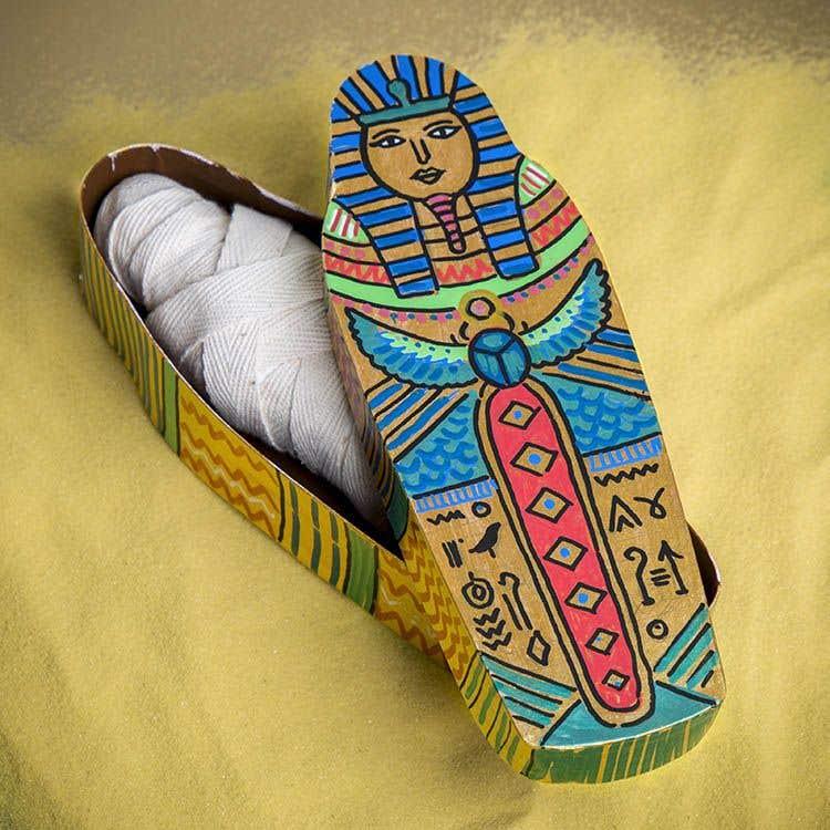 Make A Mummy Free Craft Ideas Baker Ross