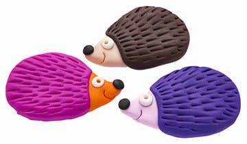 Hedgehog Brooches   Free Craft Ideas   Baker Ross