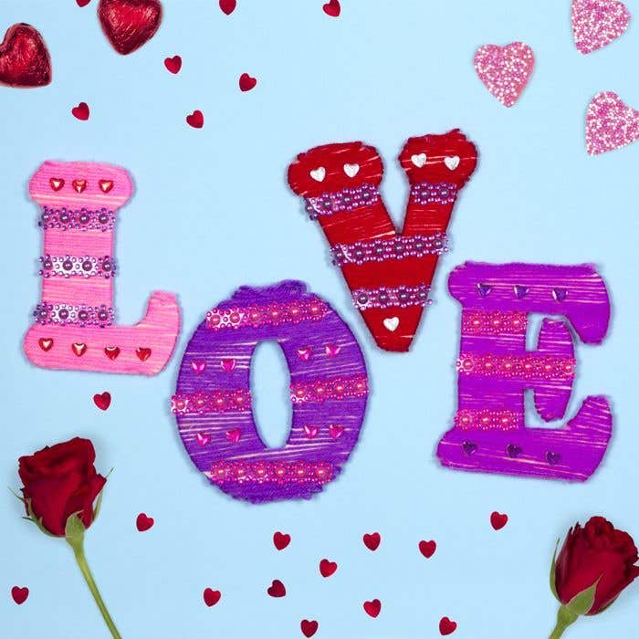 Free Kids Valentine S Day Craft Ideas Baker Ross Creative Station