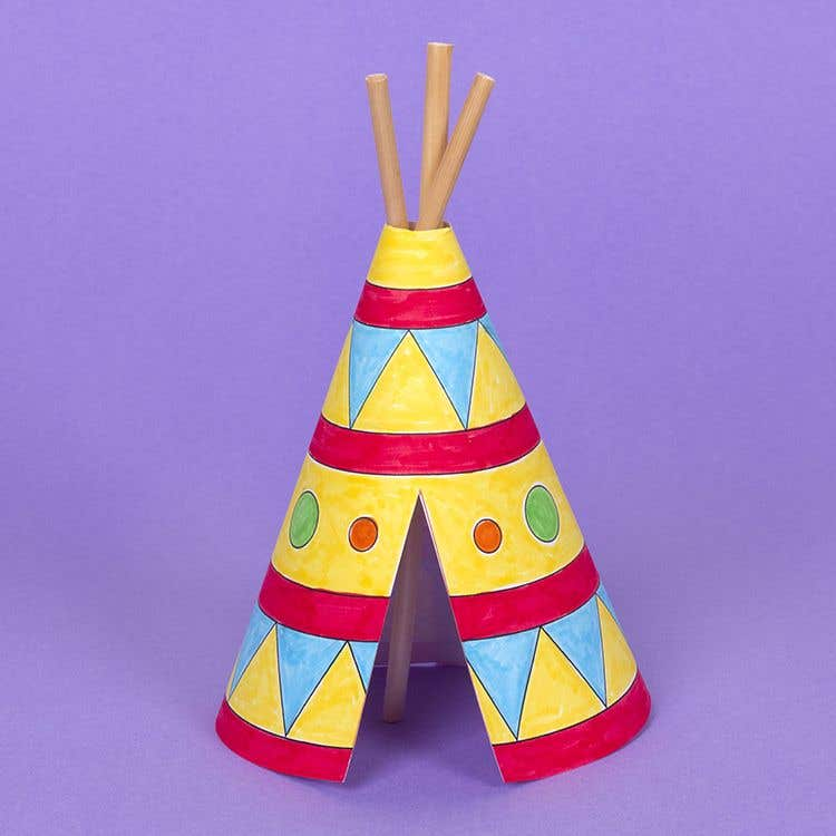 Free Kids Native American Craft Ideas Baker Ross Creative Station