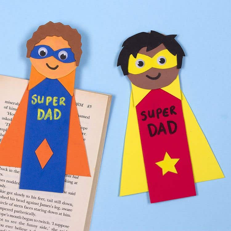 Free Kids Father S Day Craft Ideas Baker Ross Creative