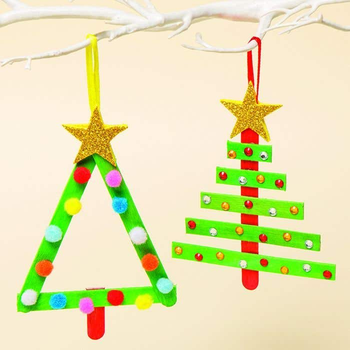 Free Kids Christmas Craft Ideas Baker Ross Creative Station