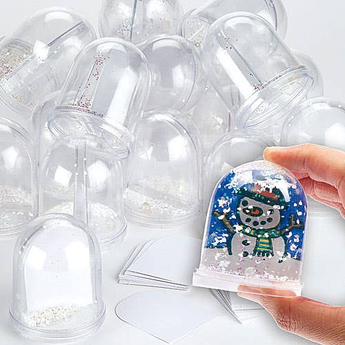 Snow Globe Kits Bulk...