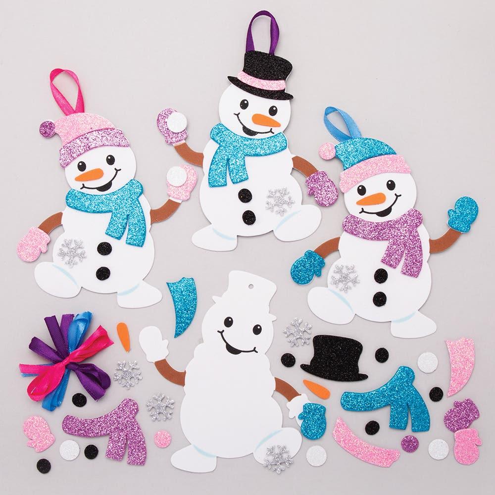 Snowman Mix & Match...