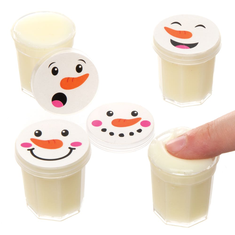 Snowman Slime
