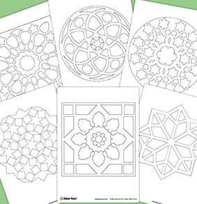 Islamic-Patterns