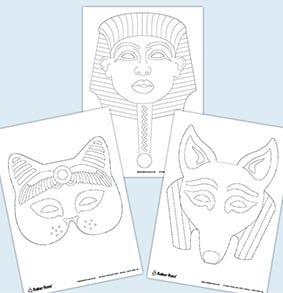 egyptian-mask