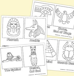 Egyptian-pictures