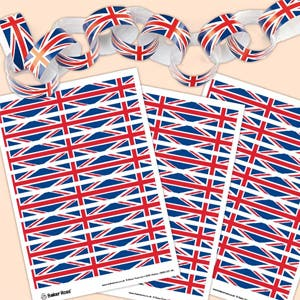 VJ-DAY-Union-Jack-Paper-Chains