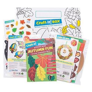 Autumn Craft It Box
