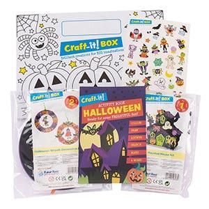 Halloween Craft It Box