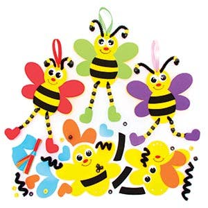 SUmmer Crafts Insects and Bugs