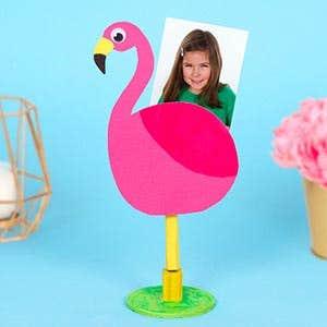 Summer Birds Crafts