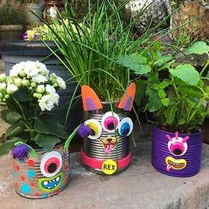 Garden Craft Projects
