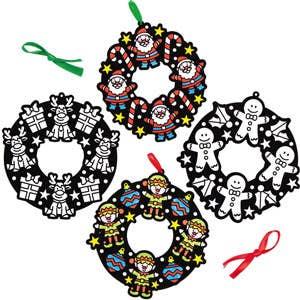 Festive-Wreath-Craft