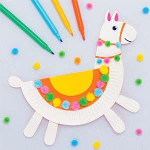 paper-plate-llama
