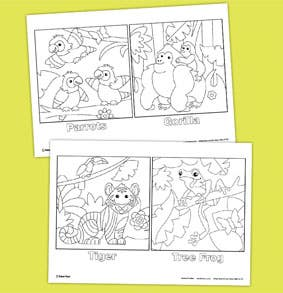 animal-world-free-printables