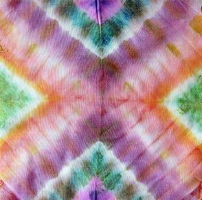 Diagonal X Pattern