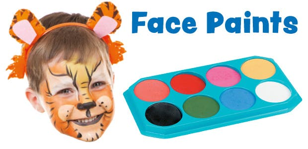 face-paints