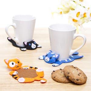 cat-coasters