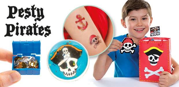 Pesty-Pirates