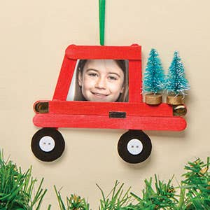 christmas-car-photo-frame