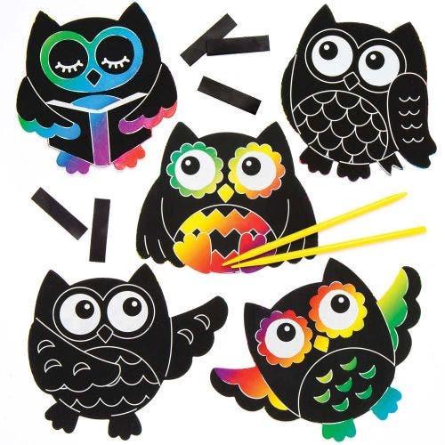 Birds-Owls