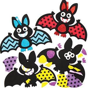 halloween-bats-spiders