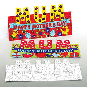 New Mother's Day Crafts