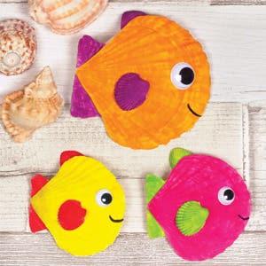 Tropical-Shell-fish