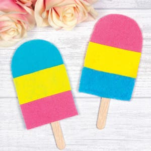Felt-Ice-Lolly-Magnets