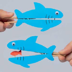 shark-peg-puppet