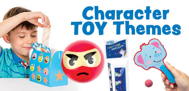 character-toy-themes
